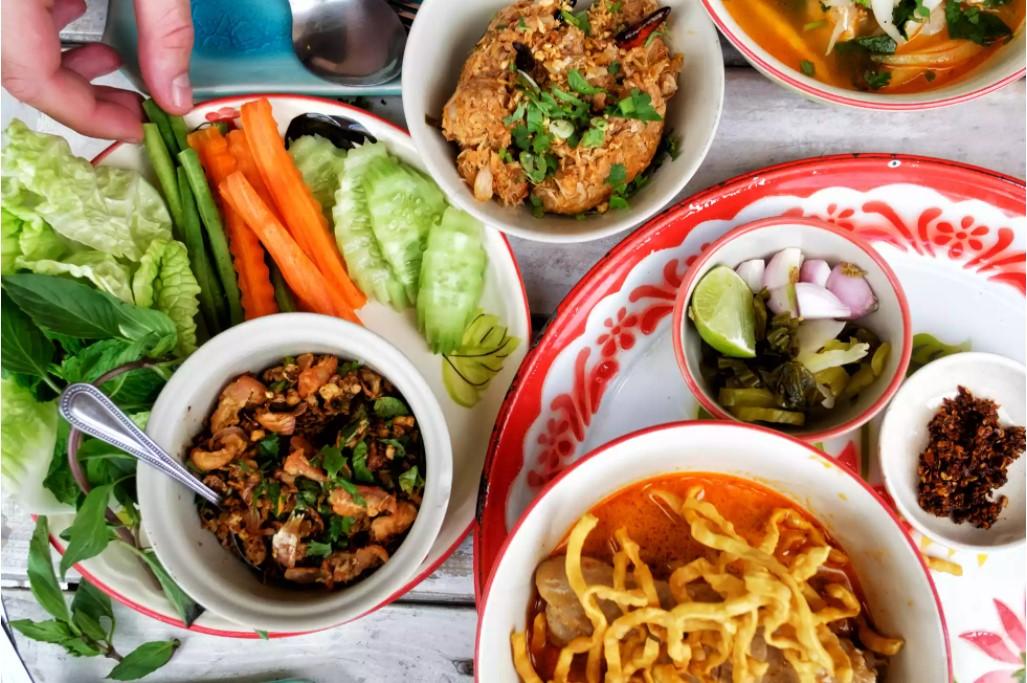 אוכלים בצ'יאנג מאי