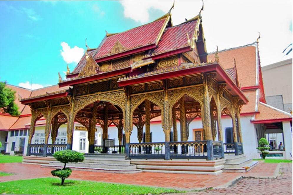 המוזיאון הלאומי וארמון וואנג נה