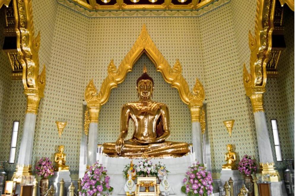 וואט טראמיט, מקדש בודהה הזהב