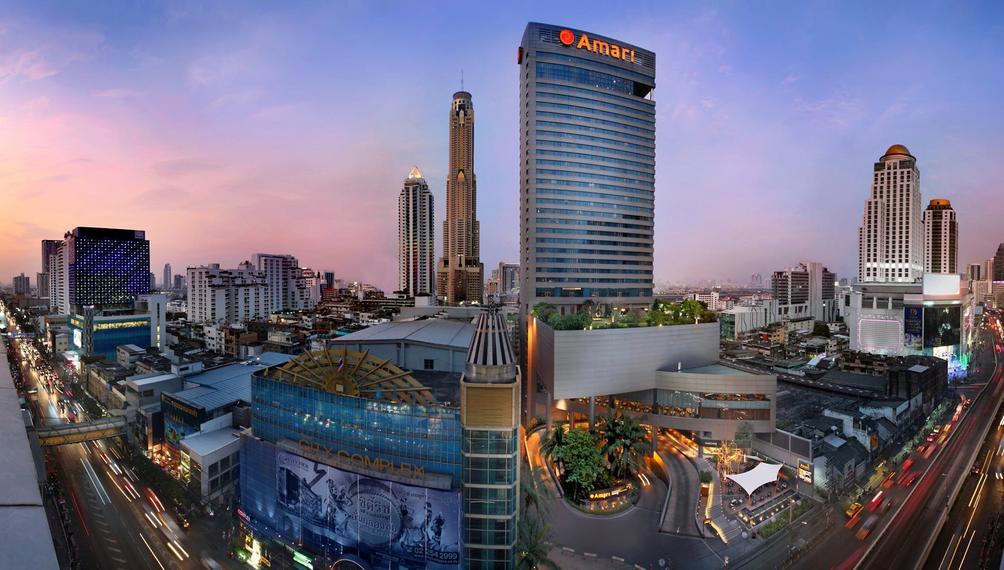 מלון Amari Watergate בנגקוק