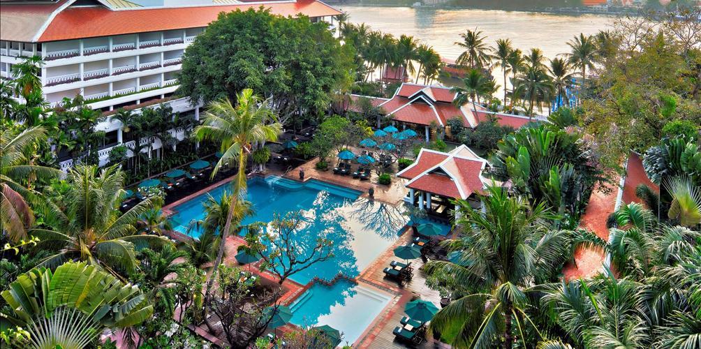 מלון Anantara Riverside Spa & Resort
