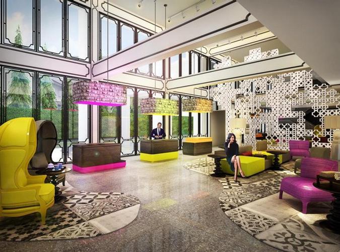 מלון Ibis Styles Bangkok Khaosan Viengtai