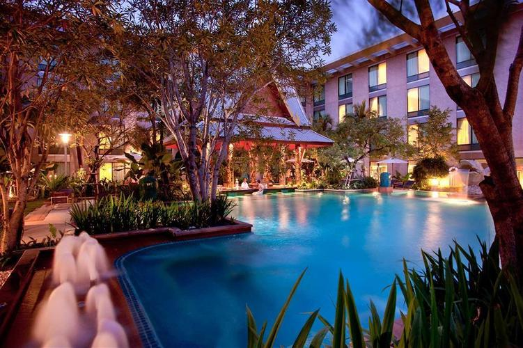מלון Novotel Bangkok Bangkok Suvarnabhumi