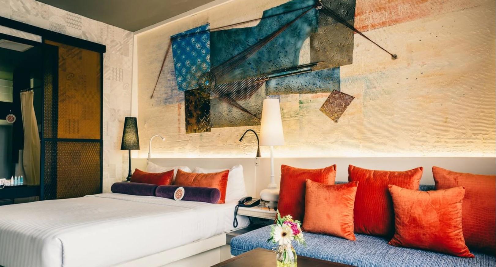 מלון Siam @ Siam Design Hotel Bangkok