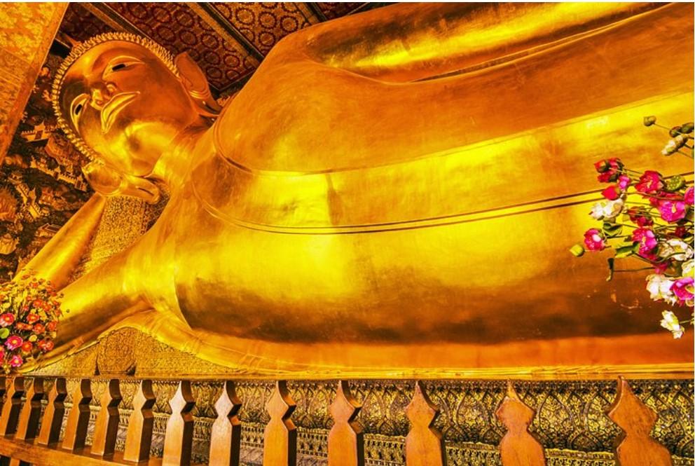 מקדש הבודהה השוכב וואט פו
