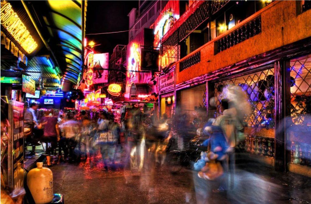 סוי קאובוי, בנגקוק, תאילנד