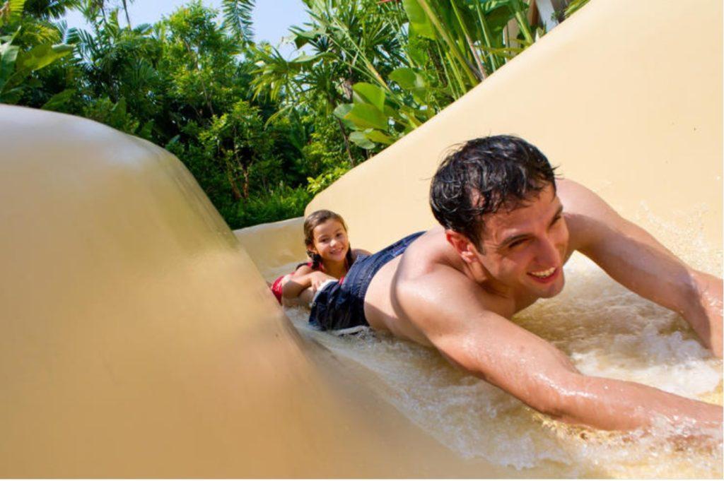 פארק המים Aquaventure דובאי