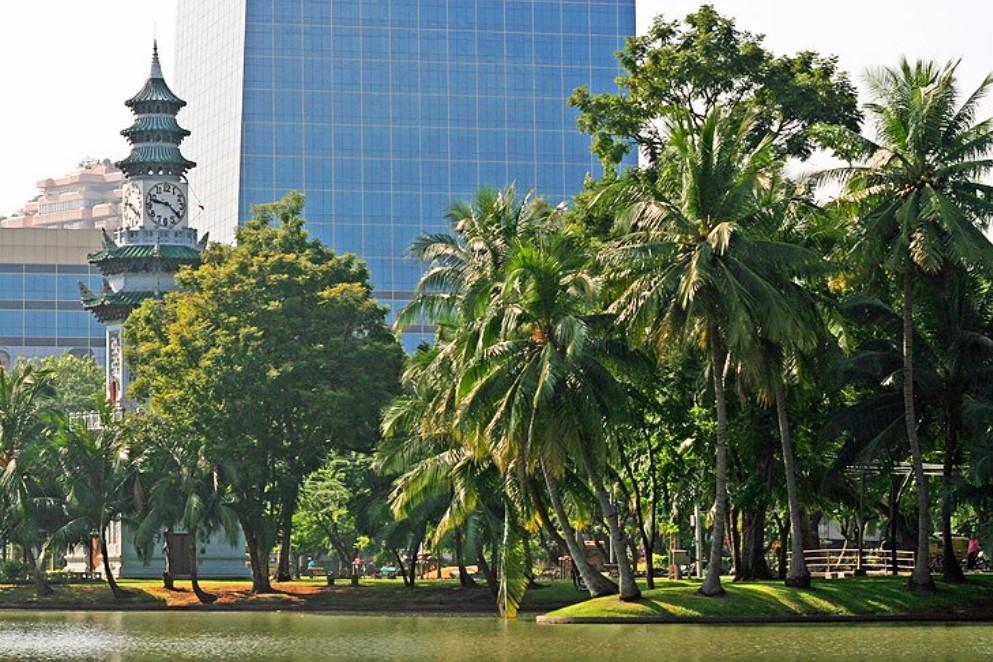 פארק לומפיני בנגקוק