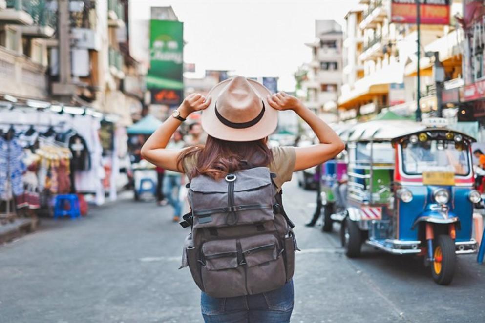 רחוב קאו סאן THANON KHAO SAN