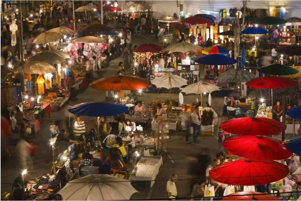 שווקים בצ'יאנג מאי