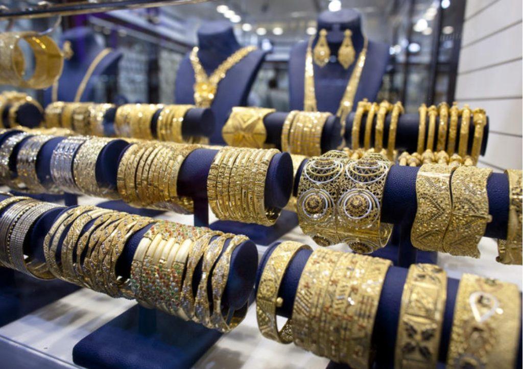 שוק הזהב של דובאי