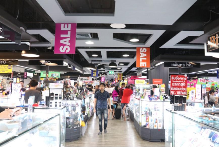 MBK מיועד ליותר מסתם קניות
